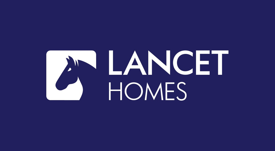 Lancet Homes Logo