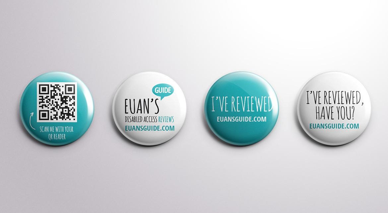 Euan's Guide Badges