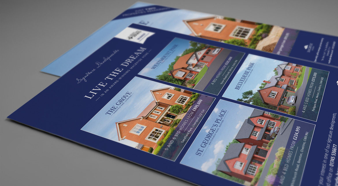 Advertising Campaign for Property Development