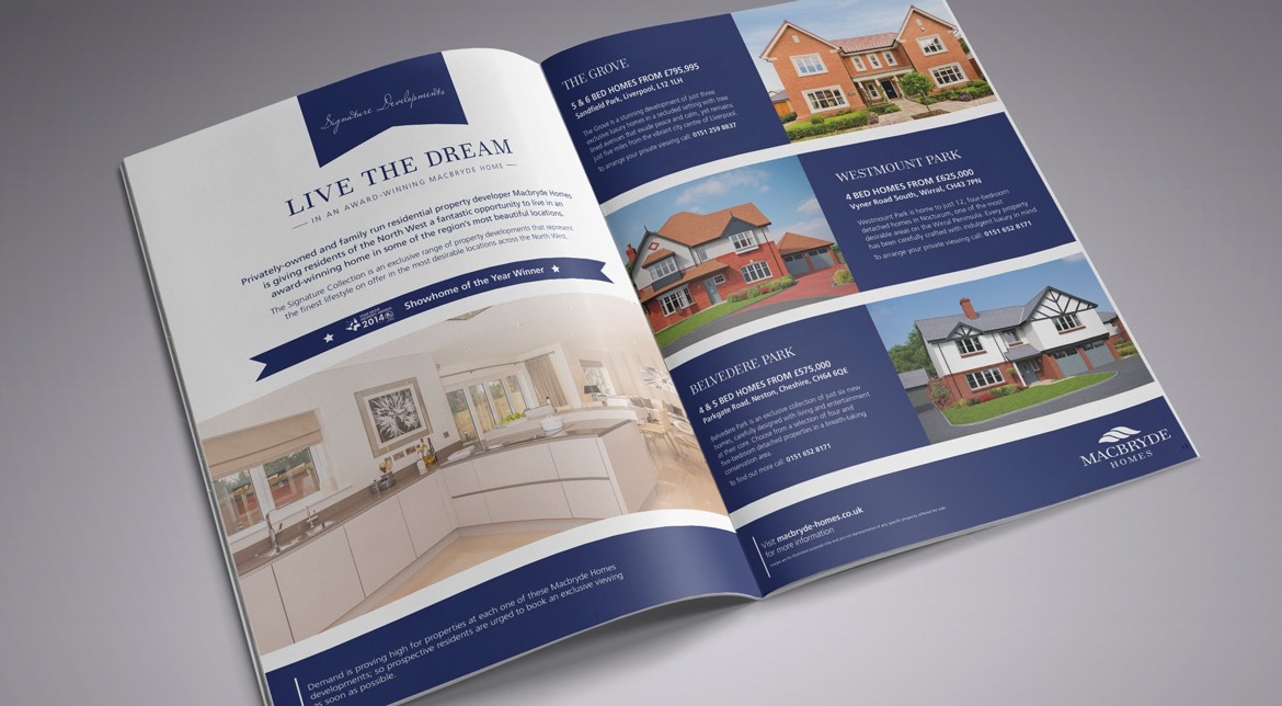 MacBryde Cheshire Life DPS Advert
