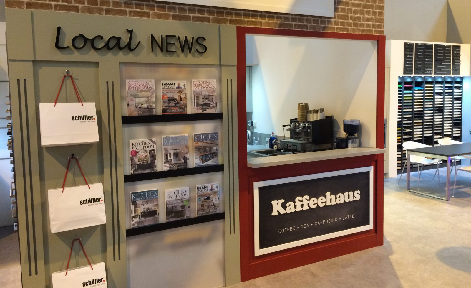 Boxed red provides strategic support at kbb birmingham for Kbb birmingham 2016