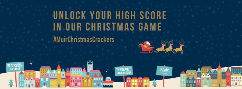 Play the Muir Christmas Game