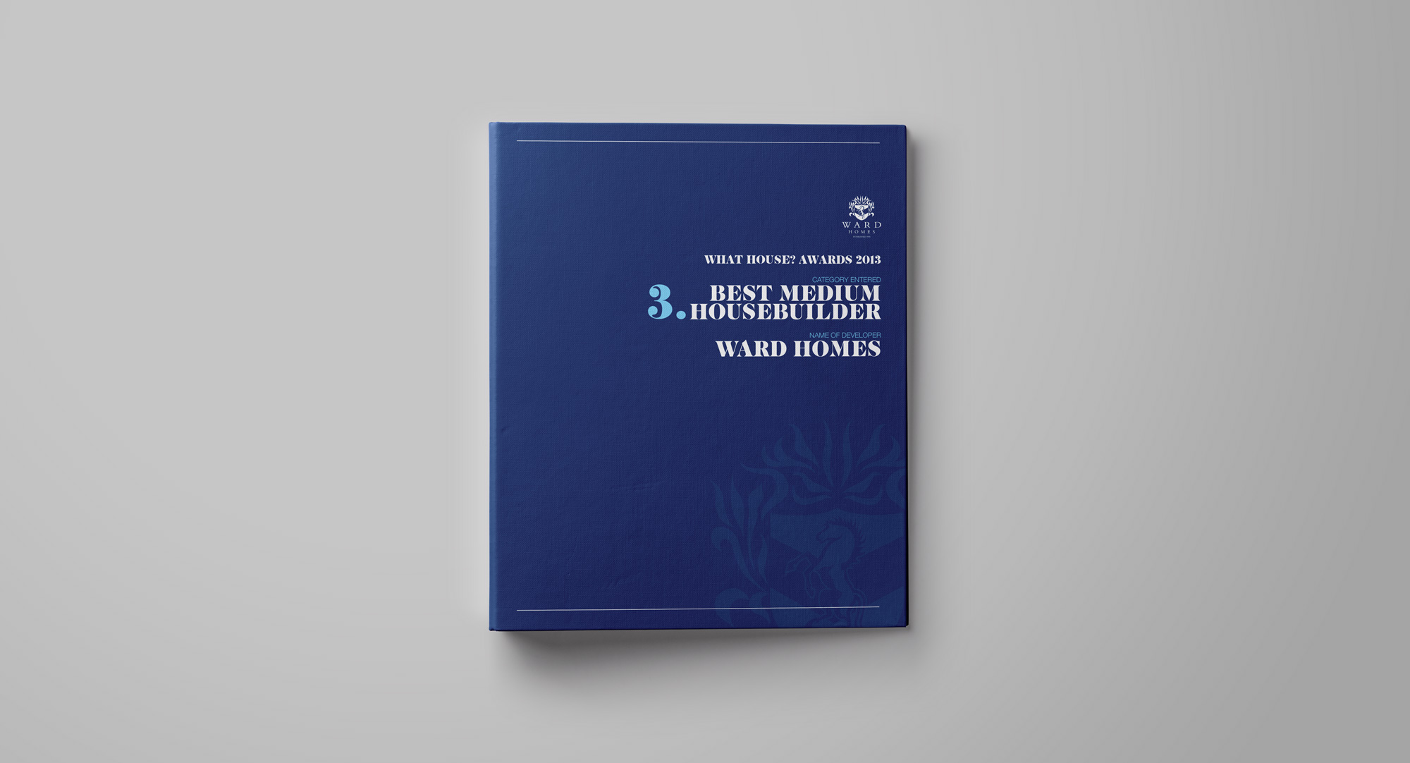 Ward Homes Award Submission